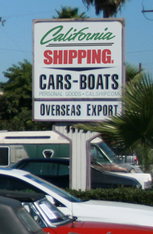 California Shipping is the leading vehicle shipping company to ports in Scandinavia, Australia, New Zealand, and Europe