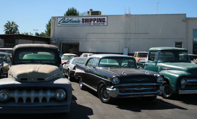 Ship your car overseas with CalShip.com